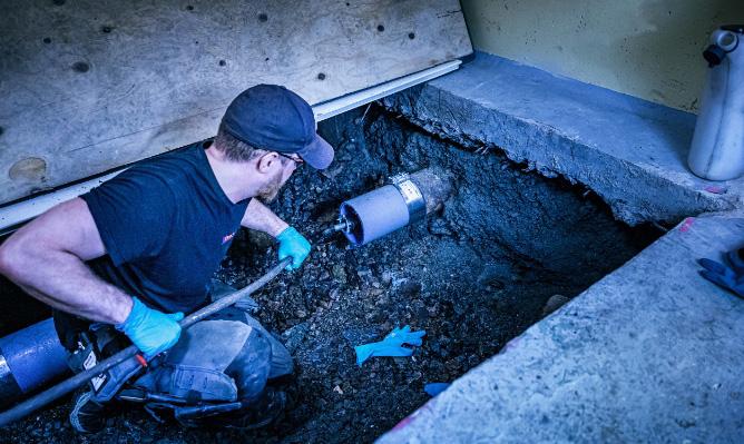 ISAB stannar inte upp- det gör inte ditt avlopps- eller ventilationssystem heller!